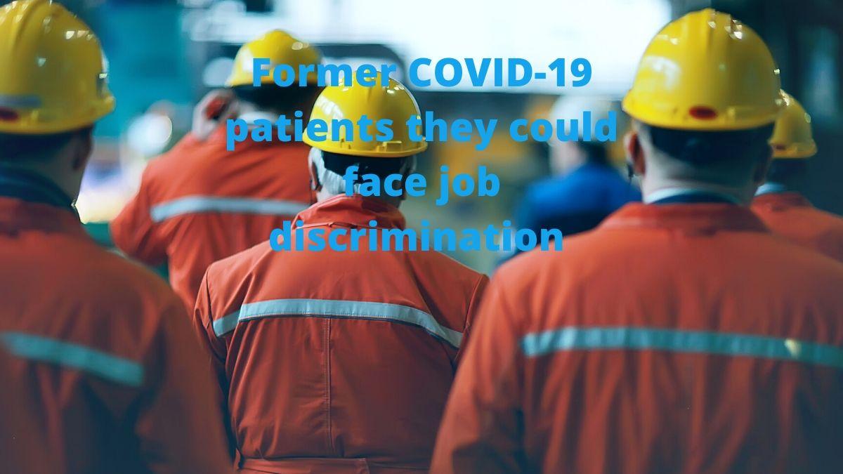 discrimination COVID-19